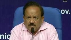 Strict Action Against Any Person Who Assaults Doctors Says Harsh Vardhan