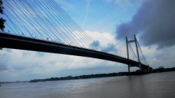 Police Constable Suicide At Second Hooghly Bridge