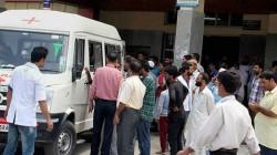 Child Died During Health Minister S Visit In Biher