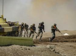 Terrorists Gunned Down In Pulwama Encounter