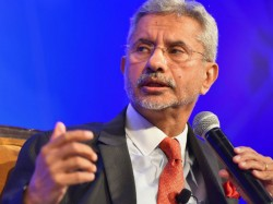 Foreign Minister Jaishankar Hints At Pakistan In His First Public Meeting