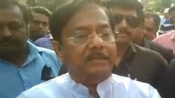Jyotipriyo Mallick Blames Mukul Roy And His Son For Bhatpara Violence