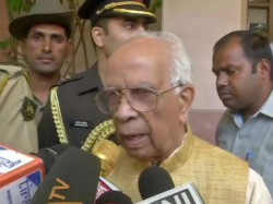 West Bengal Governor Keshari Nath Tripathi Arrives To Meet Pm Modi