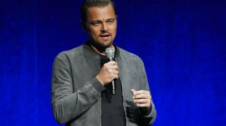First Time Leonardo Dicaprio Has Commented On An Environmental Issue In India