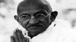 Mahatma Gandhi S Statue Vandalises In A Govt School In Odisha