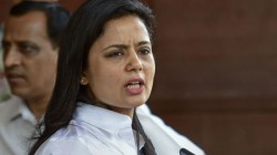 Mahua Moitra Spoke Elegantly In Parliament But Can She Defend Her Own Party Trinamool Congress