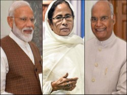 President Kovind Pm Modi Cm Mamata Wishes On Eid Ul Fitr