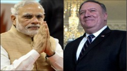 Us Secretary Of State Mike Pompeo Arrives In India Today