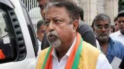 Mukul Roy Targets Mamata Banerjee And Abhishek Banerjee