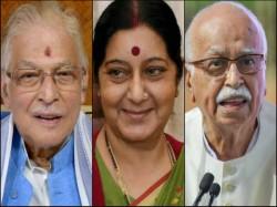 Bjp May Send Advani Joshi And Sushma To Rajyasabha Decision Within This Week
