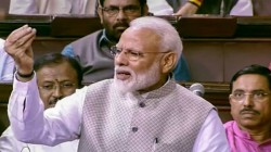 Modi Lashes Out At Opposition Particularly Congress And Question Why Question Evms Now