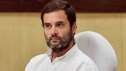 Rahul Gandhi Was Seen Browsing Through His Phone During The Joint Session Congress Denies Charges