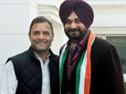 Sidhu Meets Rahul Gandhi After He Gets Cornered In Punjab Congress