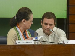 Adhir Chowdhury Throws Challenge To Narendra Modi On Sonia And Rahul