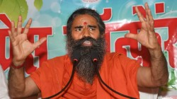 Yoga Guru Ramdev Finds Out The Cause Of Rahul Gandhi S Defeathing