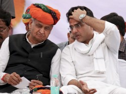 Ashok Gehlot Accuses Sachin Pilot Over Defeat Of Cm S Son