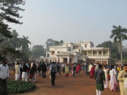 Visva Bharati To Stop Poushmela Students Gets Upset