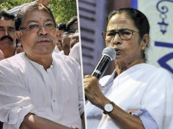West Bengal Pcc President Somen Mitra Criticised Cm Mamata Banerjee On Jai Shri Ram Issue