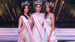 Rajasthan S Suman Rao Crowned Miss India