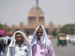 Severe Heat Wave Continues In Delhi And Northern States Imd Iseues Red Alet