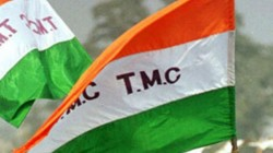 Locals Protest Against Carrying Tmc Flag With The Body Of Murdered Bandel Leader