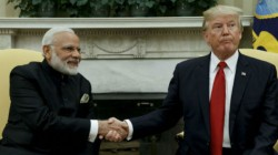 Donald Trump Congratulates Narendra Modi After Winning In Ls Election