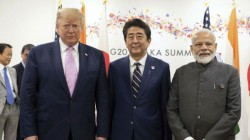 Narendra Modi And Donald Trump Meet In G 20 Summit