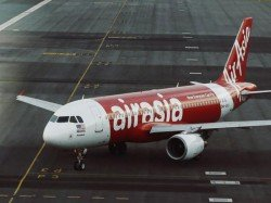 An Airasia Flight En Route To Srinagar From Delhi Was Diverted To Chandigarh After Pilot Sent Alert