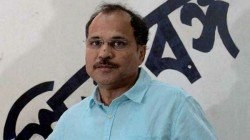 Adhir Chowdhury Can Be Elected As The Congress Leader In Loksabha