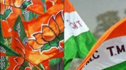 Bjp Tmc Clash Broke Out In Chapadanga Of West Bengal 7 Injured