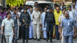 Jagan Govt Reduces Security Cover To Chandrababu Naidu