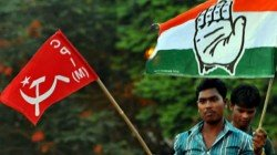 Police Stops Bhatpara Peace Rally Arranged By Left And Congress
