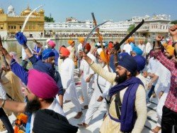 Security Tightened Up In Amritsar For Operation Blue Star Anniversary