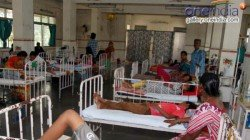 Patient Dragged To X Ray Room On Bedsheet By Hospital Staff In Jabalpur