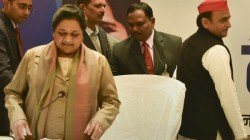 Bahujan Samaj Party Chief Mayawati Announces Break Up With Samajwadi Party