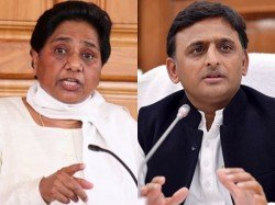 Will Contest By Polls Alone But Not Permanent Break From Sp Says Mayawati Over Alliance