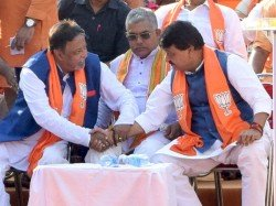 Mukul Roy Demands Bjp Can Occupy Darjeeling Municipality