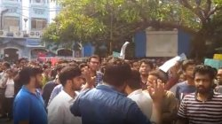 Deadlock Continues In Nrs And Other Govt Hospitals In West Bengal As Junior Doctors On Strike