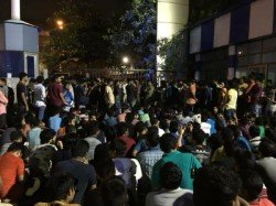 Service Stucks In Nrs Hospital Due To Clash Between Patient Party And Junior Doctors