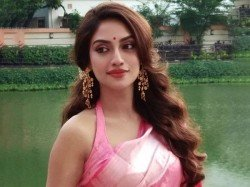 Nusrat Jahan Shares Her Video With Husband Nikhil