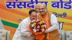 Jagat Prakash Nadda Has Been Elected As The National Working President Of Bjp