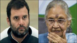 Delhi Congress Tries To Stop Rahul Gandhi S Resignation From President Post