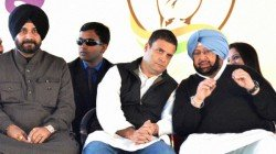 Sidhu Want Bigger Role In Punjab Congress Or Govt