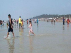 Body Of One Tourist Is Recovered From Digha Sea Beach On Saturday Morning