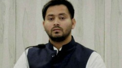 Tejaswi Yadav S Missing Poster Appears In Bihar With Prize Money