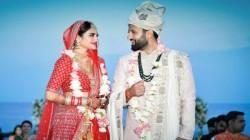 Nusrat Jahan Nikhil Jain Marriage Reception Update Know The Menue And Arrengments