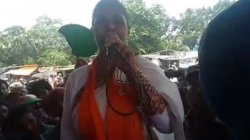 Police To Take Action Against Bjp Leader Bharati Ghosh In Midnapore