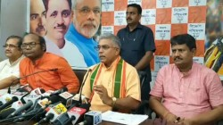 Dilip Ghosh Challenges Mamata Banerjee Over Her Comment On Cbi
