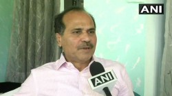 Congress Has Proposed Adhir Ranjan Chowdhury For The Post Of Chairman Of Pac