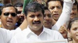 Ncp Leader Sachin Ahir Joined Shiv Sena